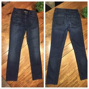 3x1 NYC denim skinny Jeans Channel Seam women's 25